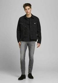 Jack & Jones - Jeans slim fit - grey denim - 1
