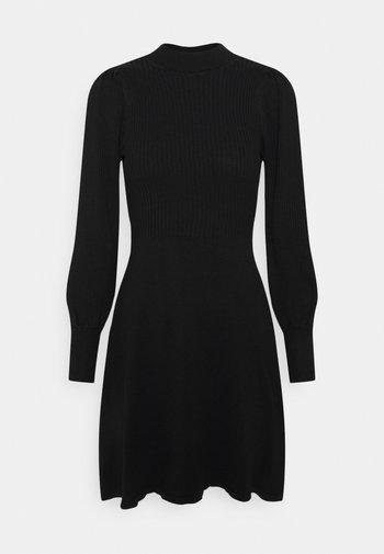 ONLYARA DRESS - Jumper dress - black