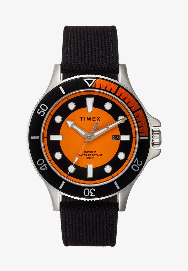 ALLIED COASTLINE - Horloge - orange