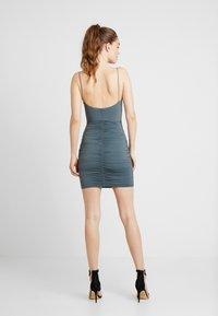 Tiger Mist - TAVI DRESS - Shift dress - steel - 2