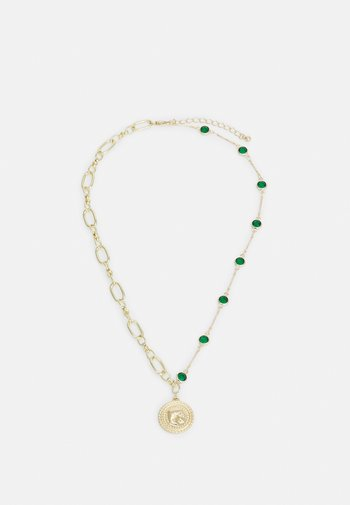 PCHOLLA NECKLACE - Necklace - gold-coloured