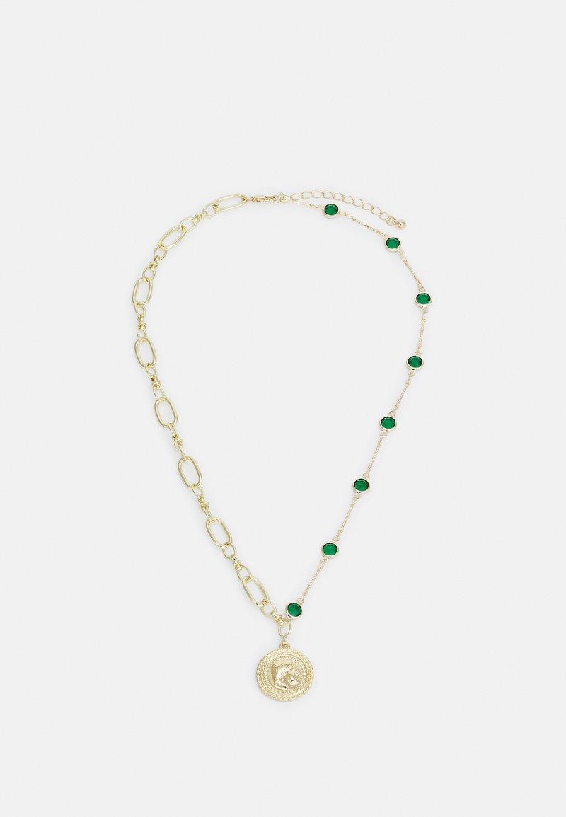 Pieces - PCHOLLA NECKLACE - Necklace - gold-coloured