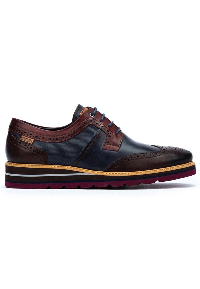 Hombre PIKOLINOS LEDERSPORTLICHER DURCAL M8P - Zapatos con cordones