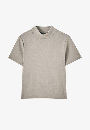 Basic T-shirt - brown