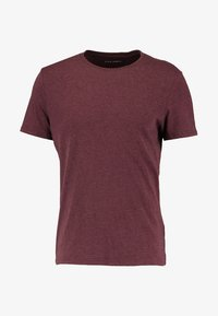 Pier One - T-shirt - bas - bordeaux - 4