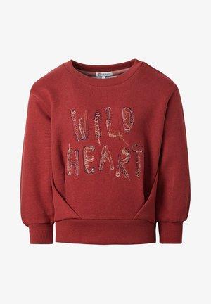 MEMEL - Sweater - rosewood