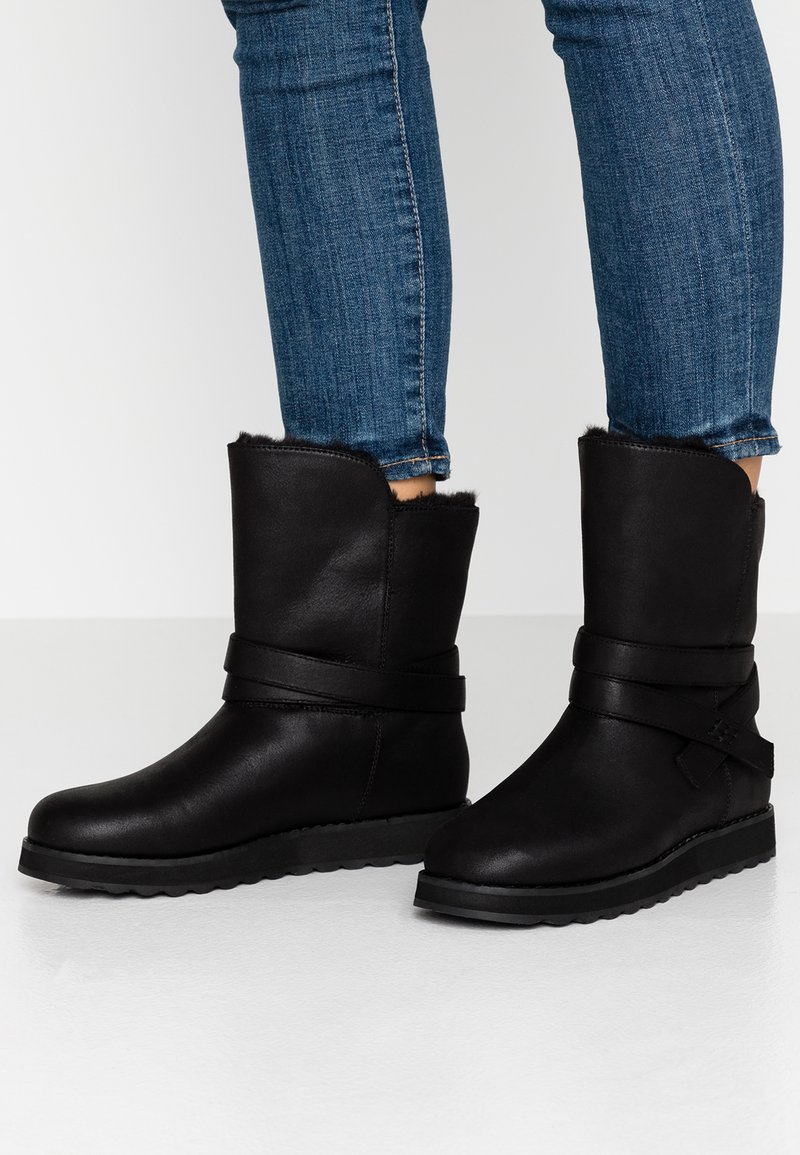 Skechers - KEEPSAKES 2.0 - Boots - black
