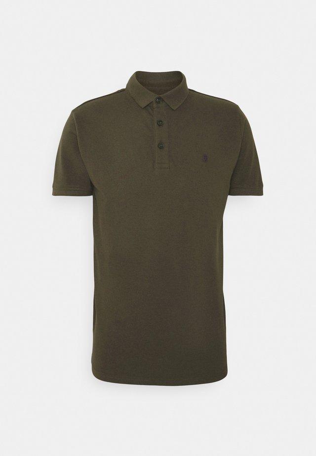 WARD EXCLUSIVE - Poloshirt - army