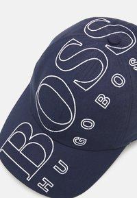 BOSS Kidswear - UNISEX - Cap - navy - 3