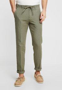 Marc O'Polo - Trousers - olive - 0