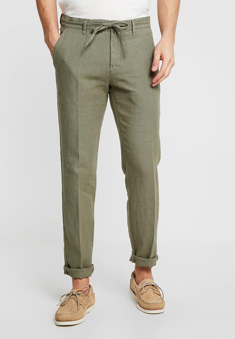 Marc O'Polo - Trousers - olive