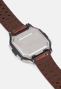 Timex - COMMAND URBAN - Digital watch - brown - 3