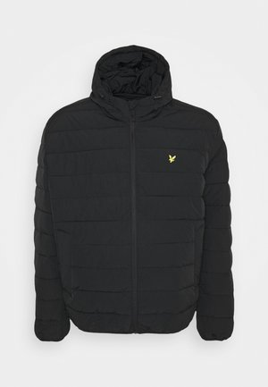 PLUS LIGHTWEIGHT JACKET - Vinterjacka - jet black