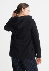 Superdry - ORANGE LABEL ELITE - Zip-up hoodie - black - 2