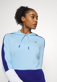 Lacoste Sport - SF2132 - Hoodie - overview/cosmic/white - 3