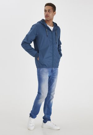 Outdoor jacket - dark denim