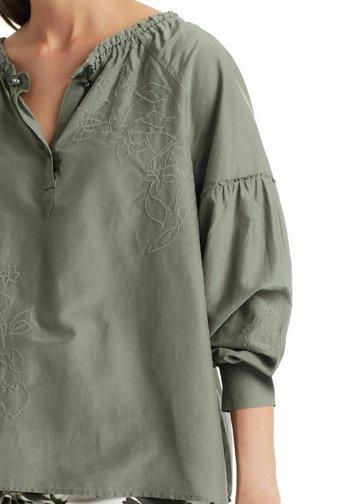 Print T-shirt - grün (43)