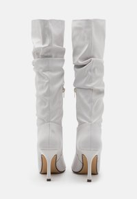 4th & Reckless - LIVVI - High heeled boots - white - 3