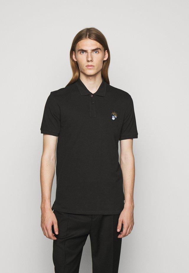 MENS MONKEY - Poloshirts - dark blue