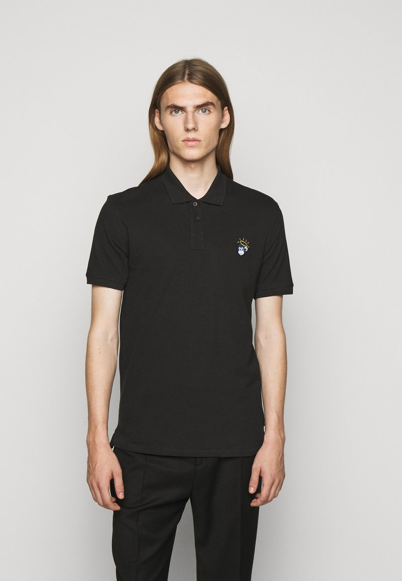 PS Paul Smith - MENS MONKEY - Polo - dark blue
