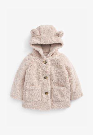 COSY BORG - Winter jacket - pink