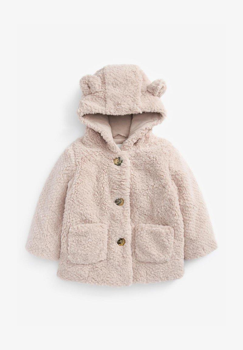 Next - COSY BORG - Winterjas - pink