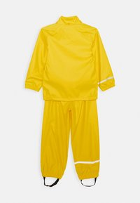 Name it - NKNDRY RAIN SET - Pantalones impermeables - empire yellow - 2