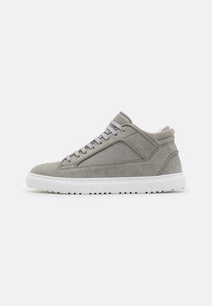 ESSENCE - Sneakers hoog - alloy