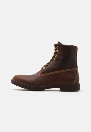 "1973 NEWMAN6"" BOOT WP - Lace-up ankle boots - rust"