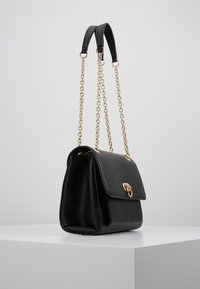 Forever New - ANGELA FLIP LOCK SHOULDER BAG - Across body bag - black - 3