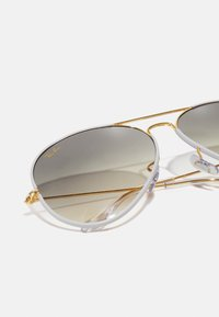 Ray-Ban - UNISEX - Zonnebril - gray on legend gold-coloured - 3