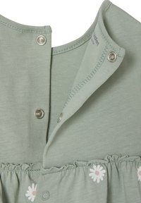 Vertbaudet - Day dress - graugrün bedruckt - 3