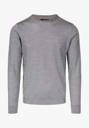 HENRY - Strikkegenser - light grey