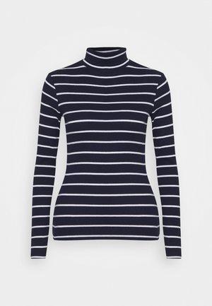 Jersey de punto - dark blue, white