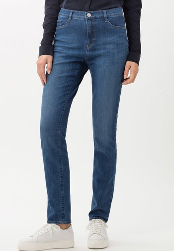 STYLE CAROLA - Slim fit jeans - blue