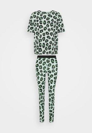 NIGHT SOU JOSIE - Pyjama - light green