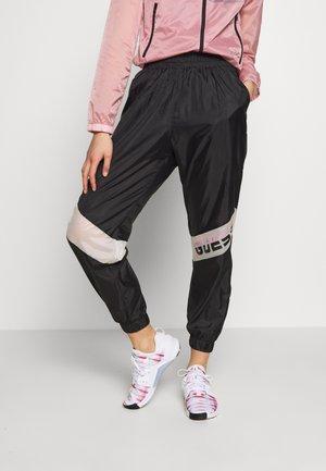 PANT - Teplákové kalhoty - jet black
