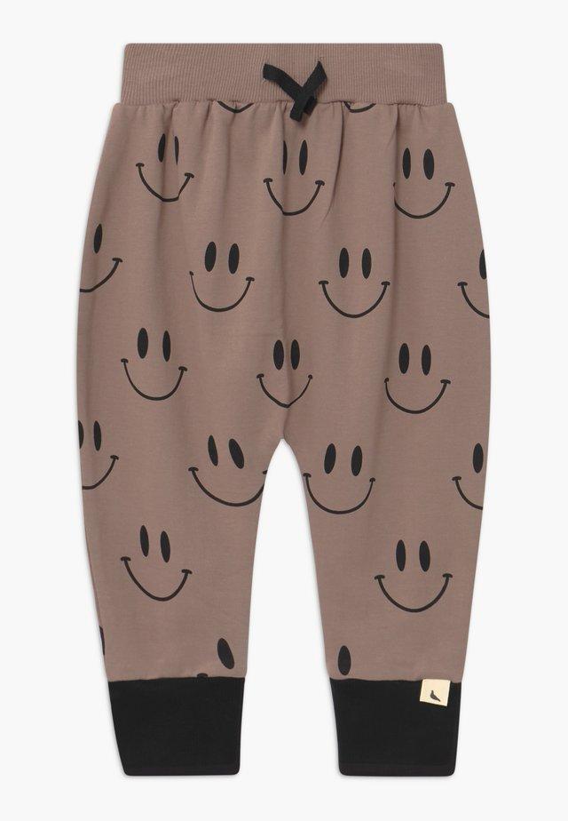 HAREMS - Pantalon de survêtement - stone