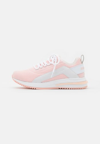 Sneakersy niskie - candy pink
