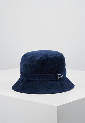 BUCKET HAT - Sombrero - navy