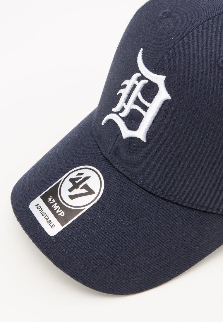 '47 MLB DETROIT TIGERS BRANSON '47 MVP - Cap - navy/mørkeblå eh53ZxWx1zKAGCA