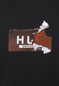 HUF - MIDNIGHT MUNCHIES TEE - Print T-shirt - black - 2