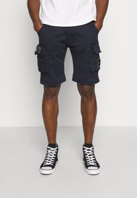 Alpha Industries - Shorts - blue - 0