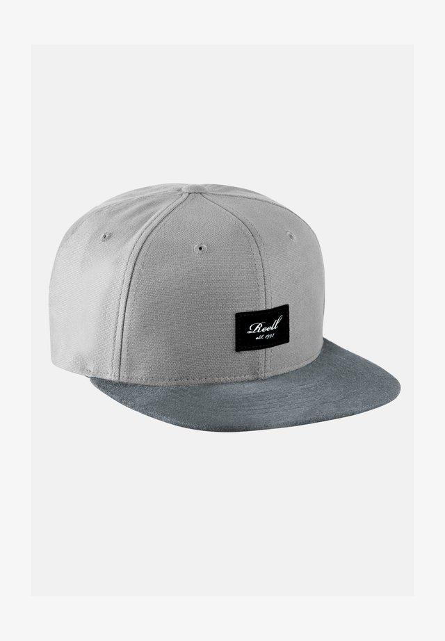 Cap - olive grey