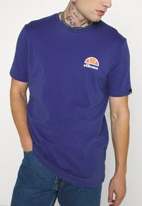 Ellesse - CANALETTO - Print T-shirt - blue - 4