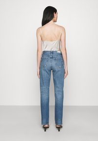 AG Jeans - ALEXIS - Straight leg jeans - blue denim - 2