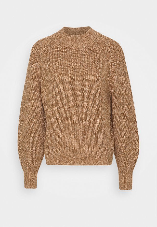 PEISA - Pullover - camel