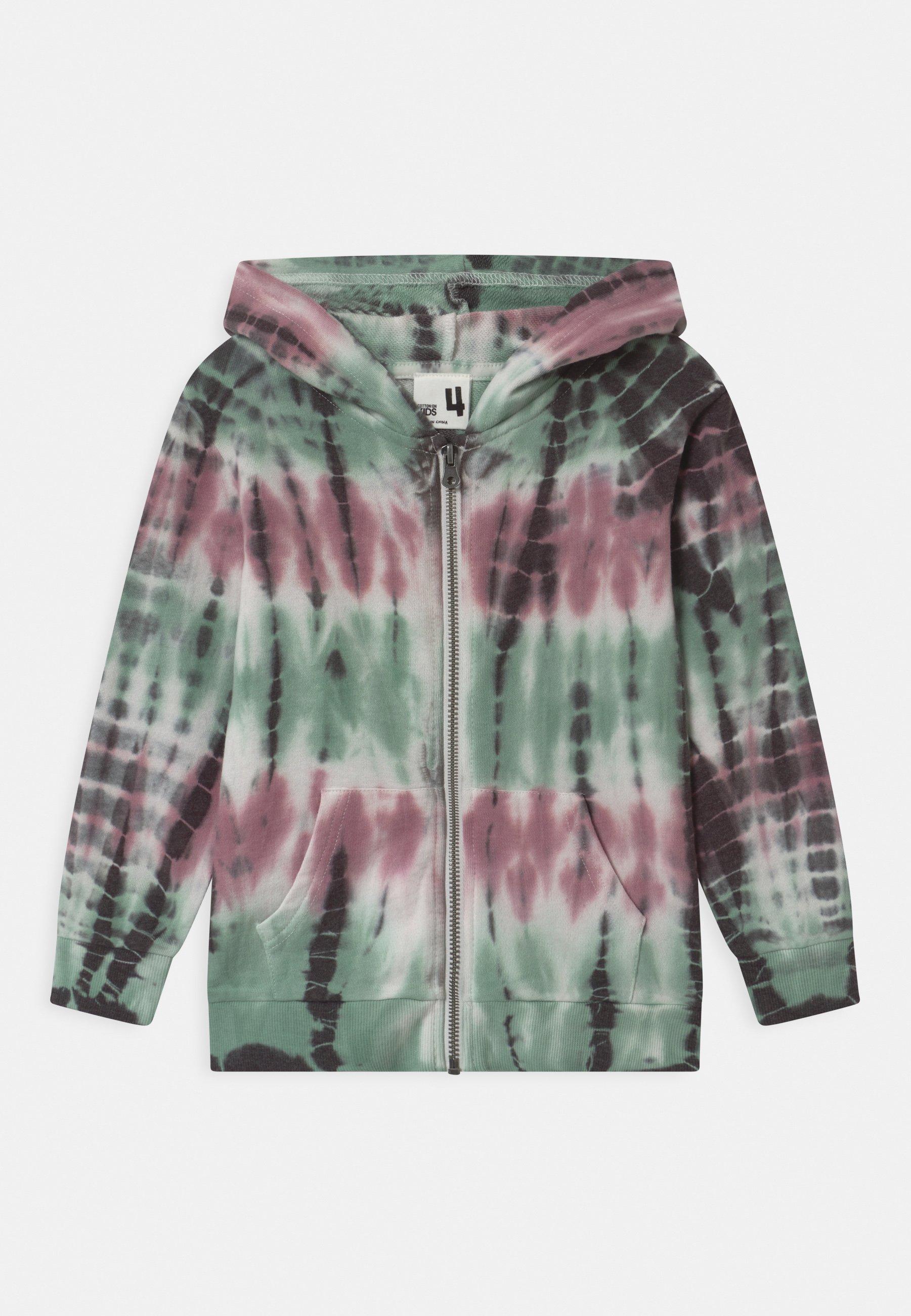 Kids ABBY ZIP THROUGH - Zip-up sweatshirt
