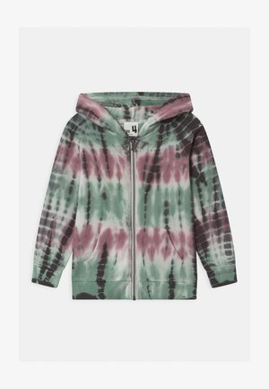 ABBY ZIP THROUGH - Hoodie met rits - multi-coloured