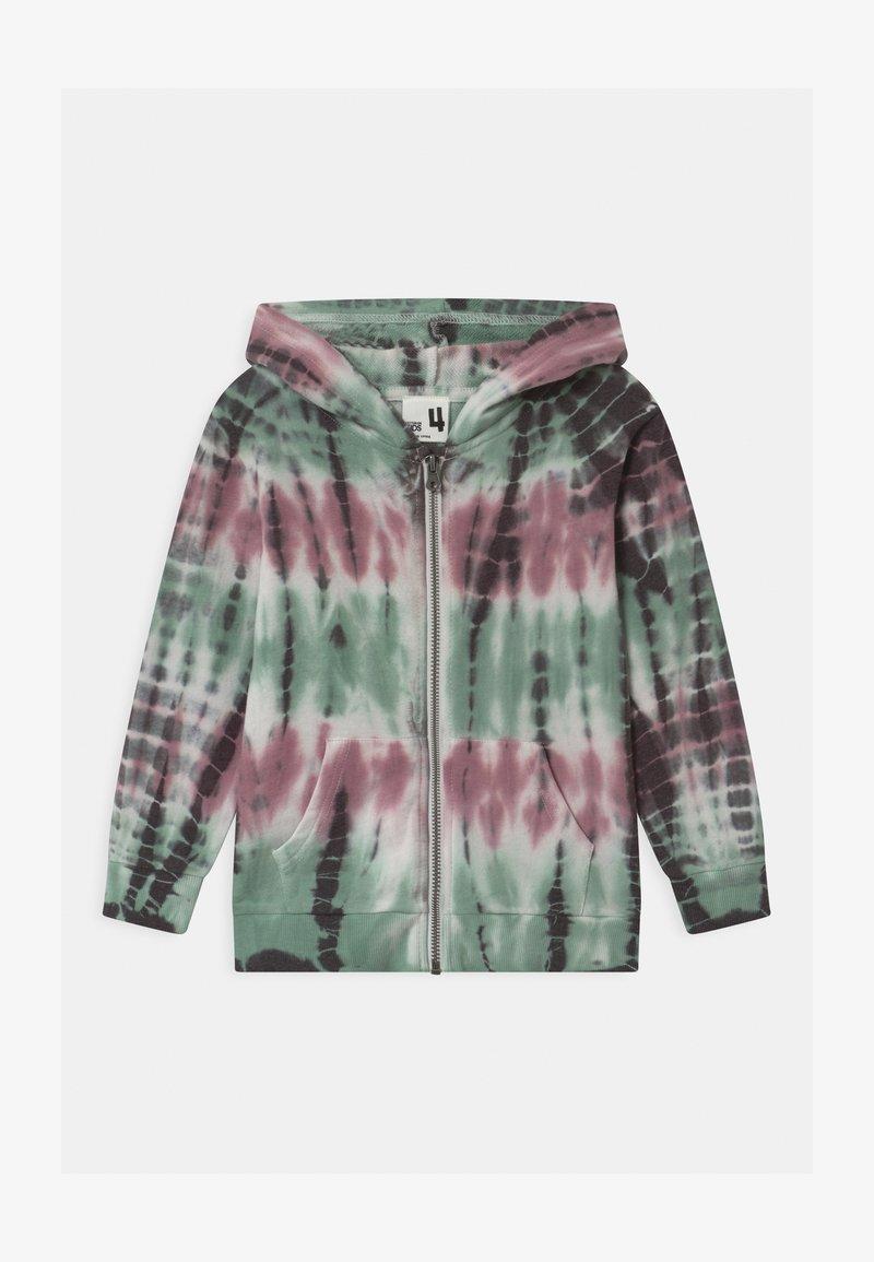 Cotton On - ABBY ZIP THROUGH - Mikina na zip - multi-coloured